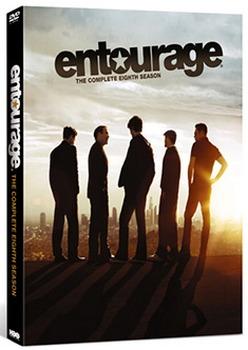 Entourage - Season 8 (DVD)