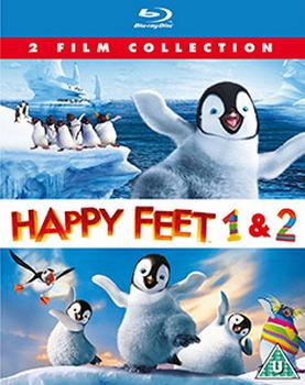 Happy Feet / Happy Feet Two (Blu-ray)