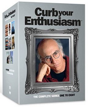 Curb Your Enthusiasm - Season 1-8 - Complete (DVD)