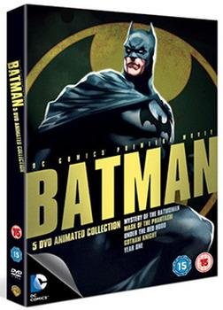 Batman - Animated Box Set (DVD)