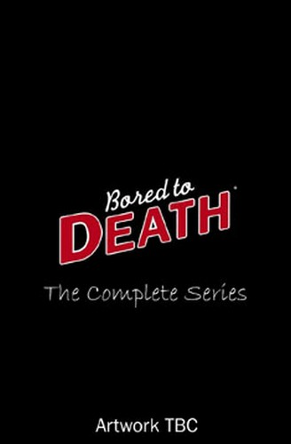 Bored To Death - Series 1-3 - Complete (DVD)