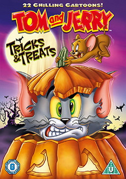 Tom And Jerry - Trick And Treats (DVD)