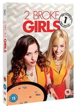 2 Broke Girls: Season 1 (DVD)