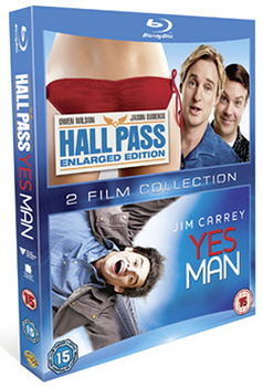 Hall Pass / Yes Man (BLU-RAY)