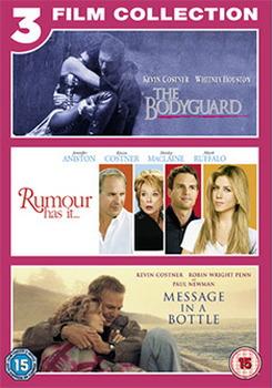 The Bodyguard/Rumour Has It/Message In A Bottle Triple Pack (DVD)