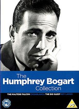 The Humphrey Bogart Collection - The Maltese Falcon / Casablanca / The Big Sleep / Key Largo (DVD)