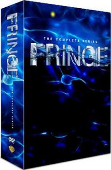 Fringe - Season 1-5 - Complete (DVD)