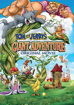 Tom And Jerry'S Giant Adventure - Original Movie (DVD)