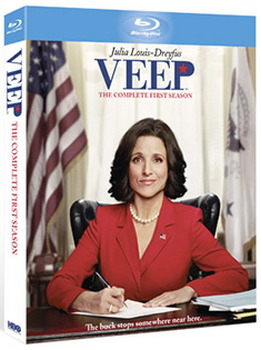 VEEP - Complete HBO Season 1 (Blu-ray)