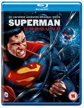 Superman Unbound (Blu-Ray)