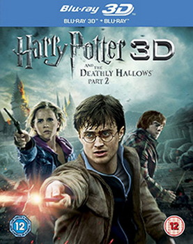 Harry Potter 7 - The Deathly Hallows Part B (BLU-RAY)