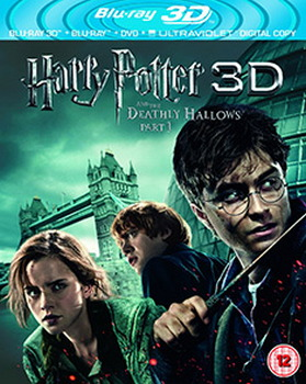 Harry Potter 7 - The Deathly Hallows Part A (BLU-RAY)