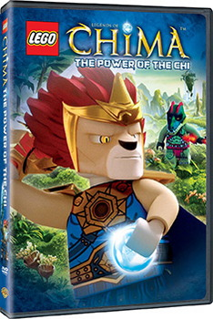 Lego: Legends Of Chima (DVD)