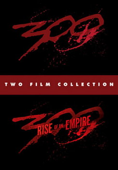 300 / 300: Rise Of An Empire Double Pack (DVD)