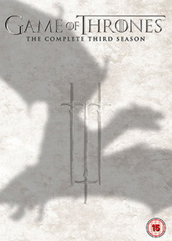 Game Of Thrones - Season 3 (DVD)