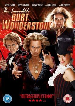 Incredible Burt Wonderstone (DVD)