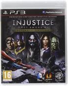 Injustice: God Amongst Us - Ultimate Edition (PS3)