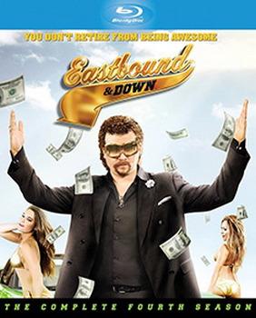 Eastbound and Down - Season 4 (Blu-ray)