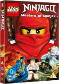 Lego Ninjago: Masters Of Spinjitzu (DVD)
