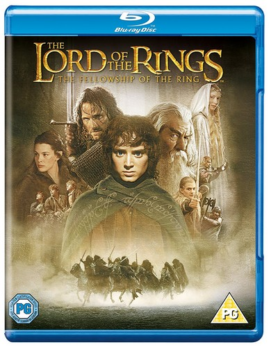 The Lord Of The Rings - The Fellowship Of The Ring (Blu-Ray)
