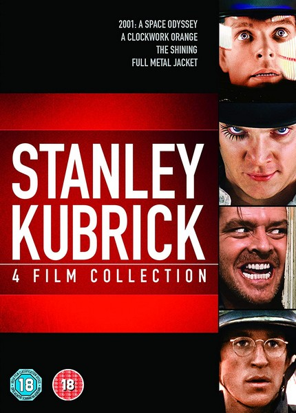 Stanley Kubrick - 4 Film Collection [2013]