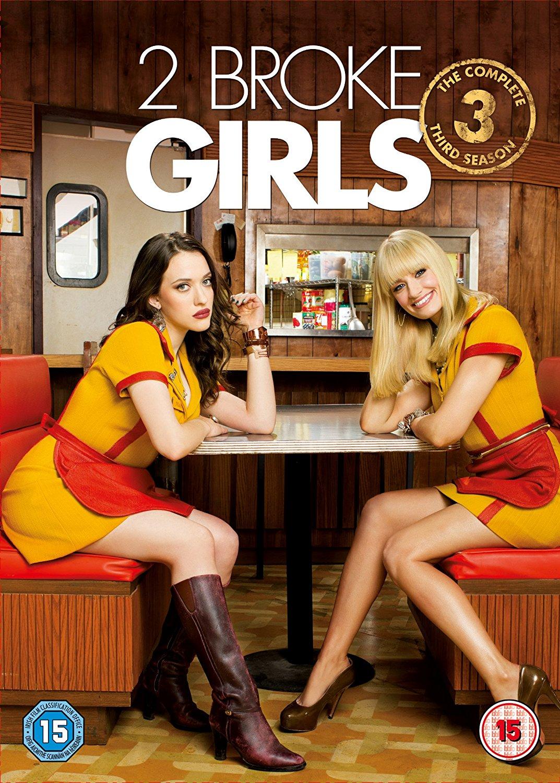 2 Broke Girls - Season 3 (DVD)