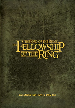 The Lord Of The Rings: The Fellowship Of The Ring - Extended Cut (DVD)