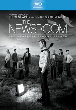 The Newsroom - Season 2 (Blu-ray)