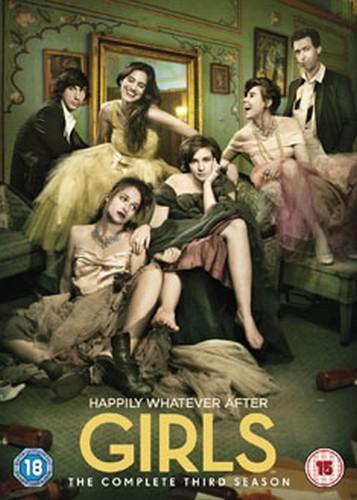 Girls - Season 3 (Region Free] (Blu-ray)