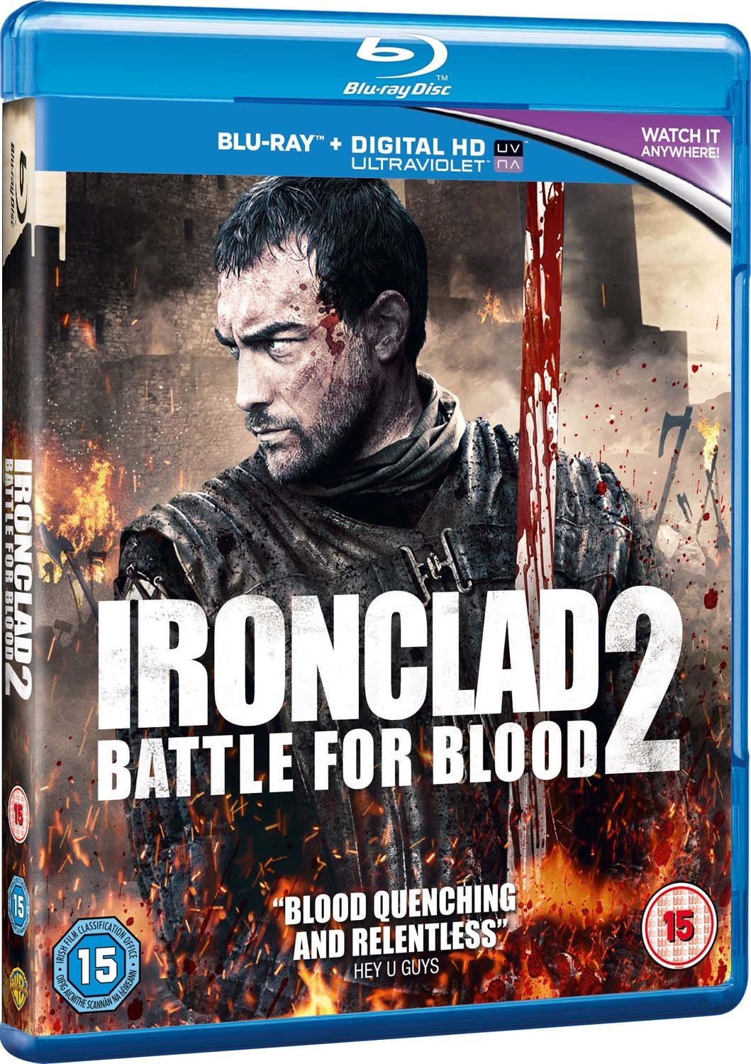 Ironclad 2: Battle For Blood (Blu-ray)