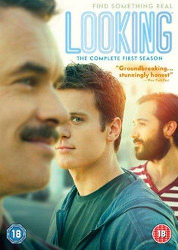Looking - Season 1 (Region Free) (Blu-ray)