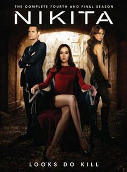 Nikita: Season 4 (DVD)