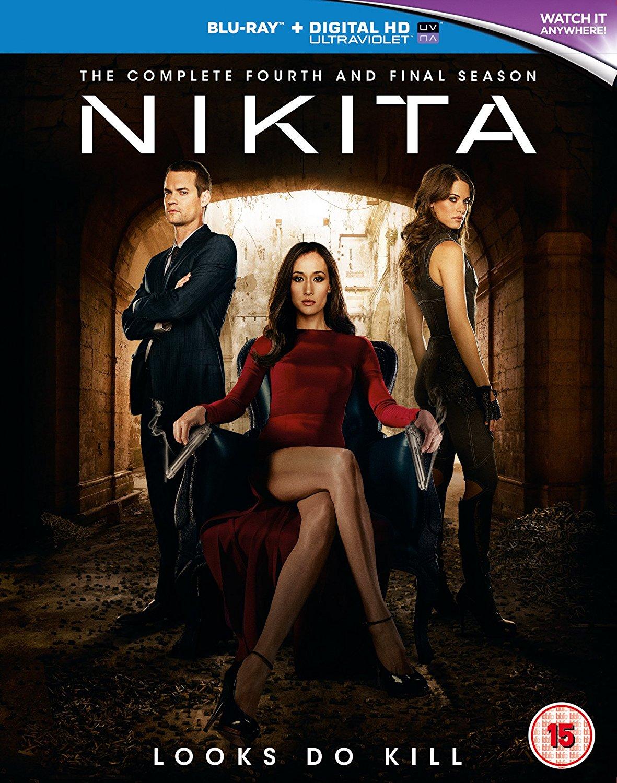 Nikita: Season 4 (Blu-ray)