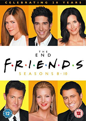 Friends: The End (Seasons 8-10) (DVD)