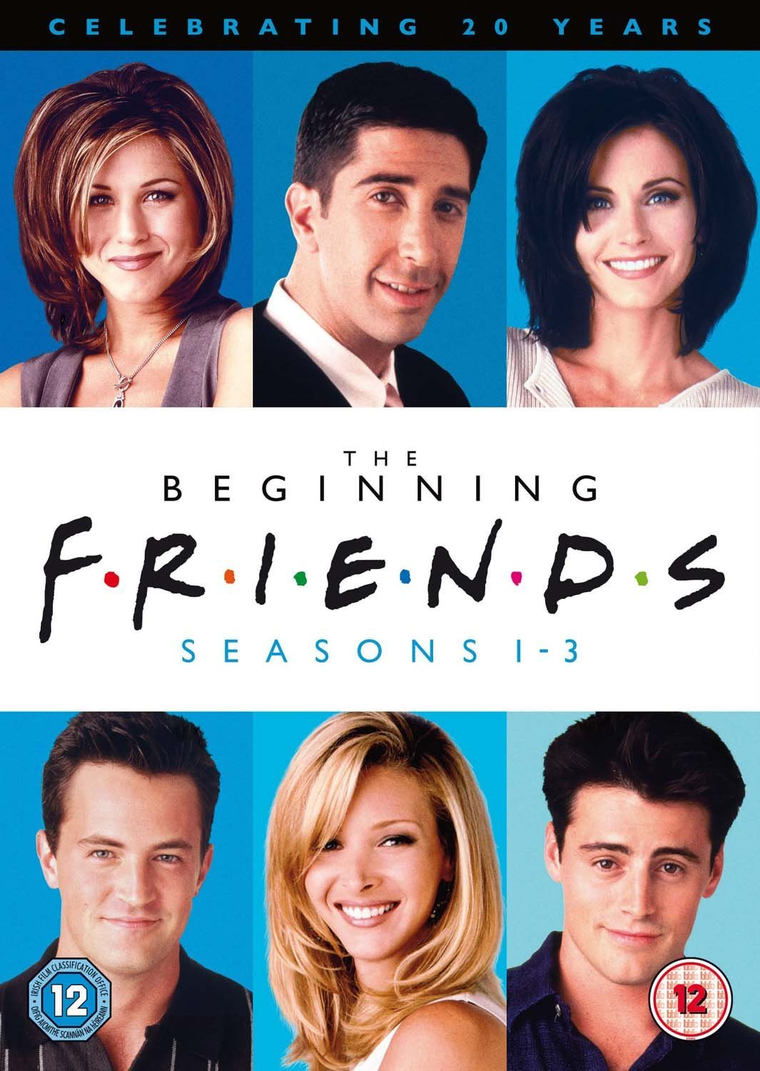 Friends: The Beginning (Seasons 1-3) (DVD)
