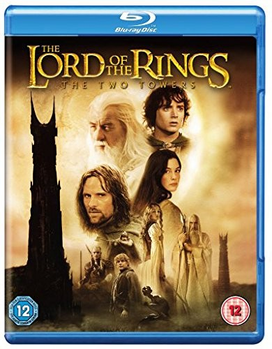 The Lord Of The Rings: The Two Towers (Blu-ray) (2002) (Region Free)