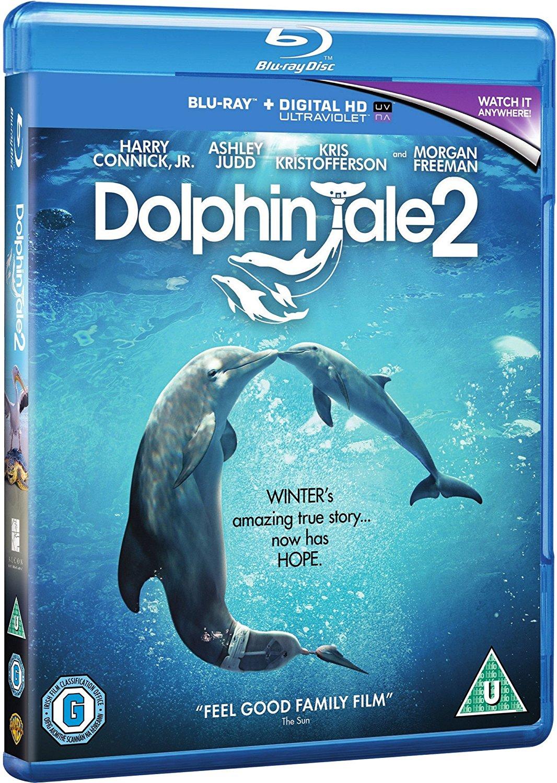 Dolphin Tale 2 (Region Free) (Blu-ray)