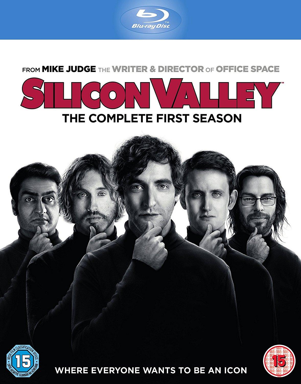 Silicon Valley - Season 1 (Region Free) (Blu-ray)