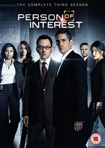 Person Of Interest - Season 3 (DVD)