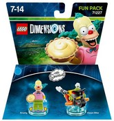 LEGO Dimensions - The Simpsons - Krusty The Clown Fun Pack