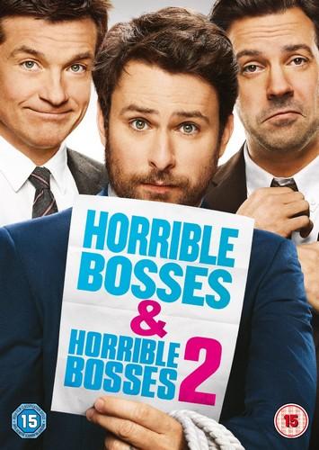 Horrible Bosses + Horrible Bosses 2 (DVD)