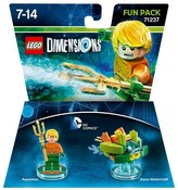 LEGO Dimensions - DC Comics - Aquaman Fun Pack