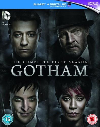 Gotham - Season 1 (Region Free) (Blu-ray)