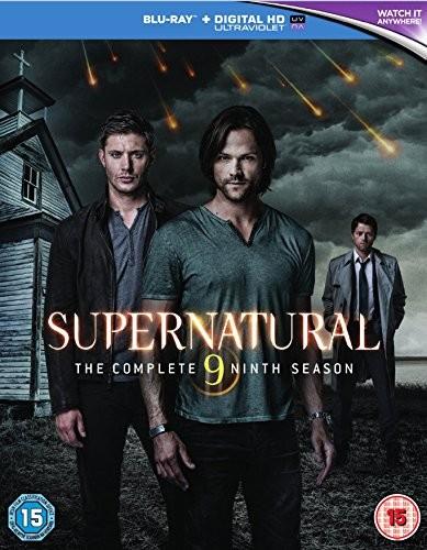 Supernatural - Season 9 (Blu-ray)