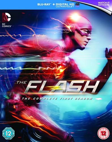 The Flash: Season 1 (Blu-ray)