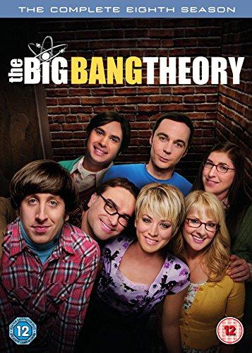 The Big Bang Theory - Season 8 (DVD)