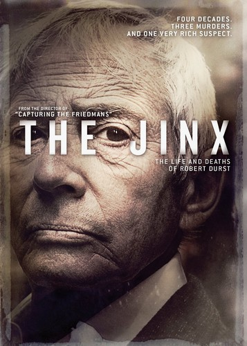 The Jinx - The Life And Deaths Of Robert Durst (DVD)
