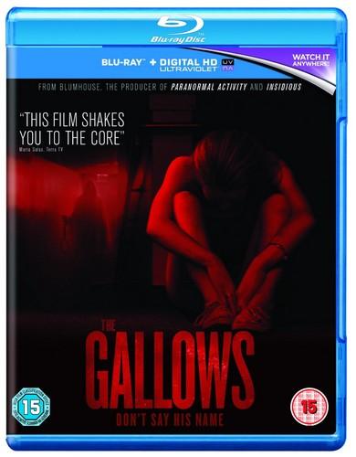 The Gallows [Blu-ray] (Blu-ray)