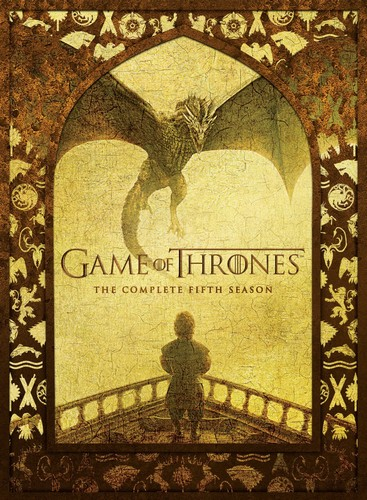 Game Of Thrones - Season 5 (DVD)