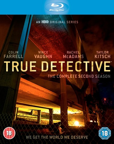 True Detective - Season 2 [Blu-ray]